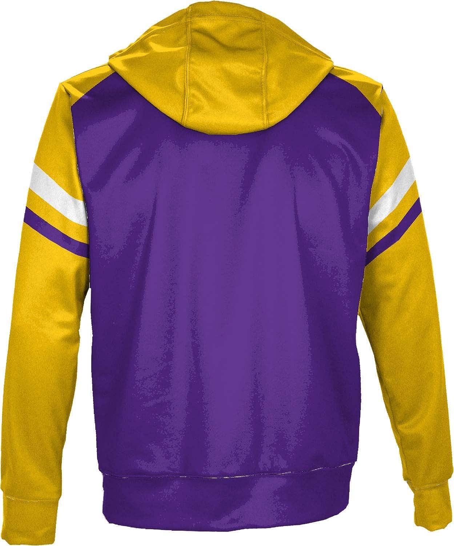 Old School School Spirit Sweatshirt ProSphere Western Illinois University Mens Pullover Hoodie