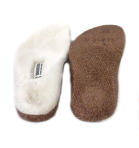 9bea6fcdfee6 BIRKENSTOCK Women'sComfort Insoles beige beige: Amazon.co.uk: Shoes ...