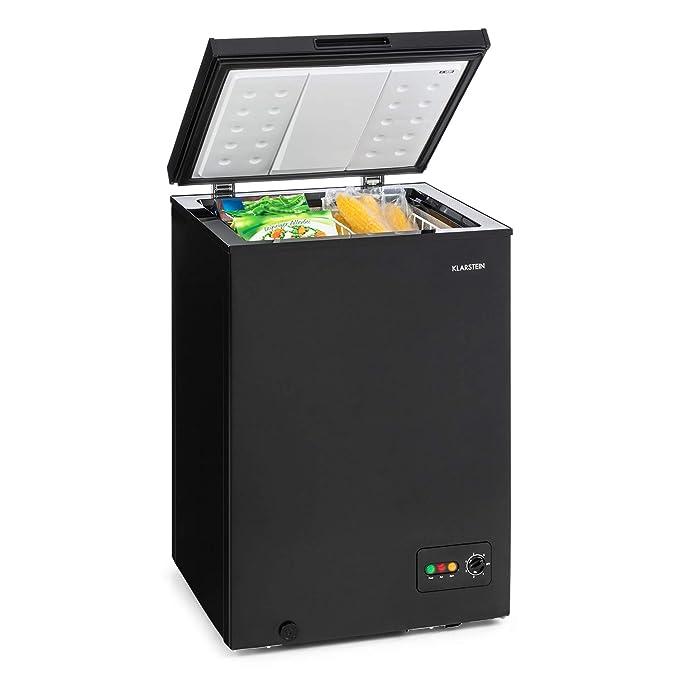 Klarstein Iceblokk 100 Congelador - Silencioso, Freezer 4 ...