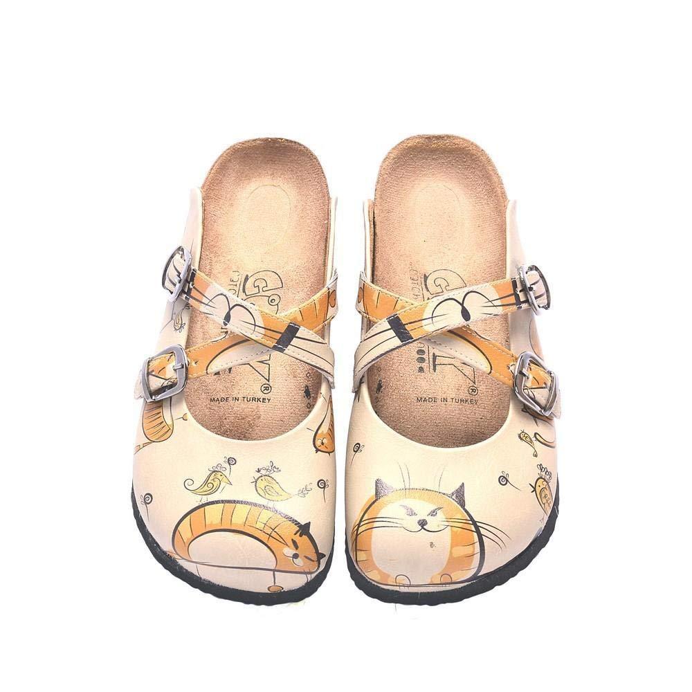 Crazy Cat Soft Comfort Slipper COC7003