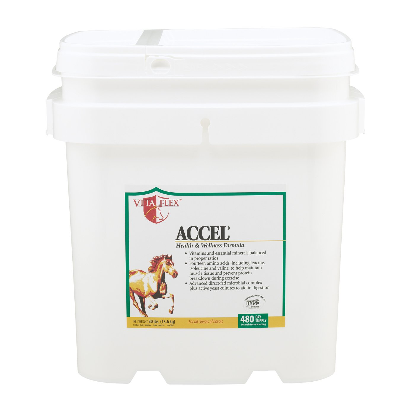 Vita Flex Accel Health and Wellness Formula, 480 Day Supply, 30 lbs