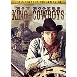 Roy Rogers: King of the Cowboys / Utah / My Pal Trigger / Song of Texas / Under California Stars