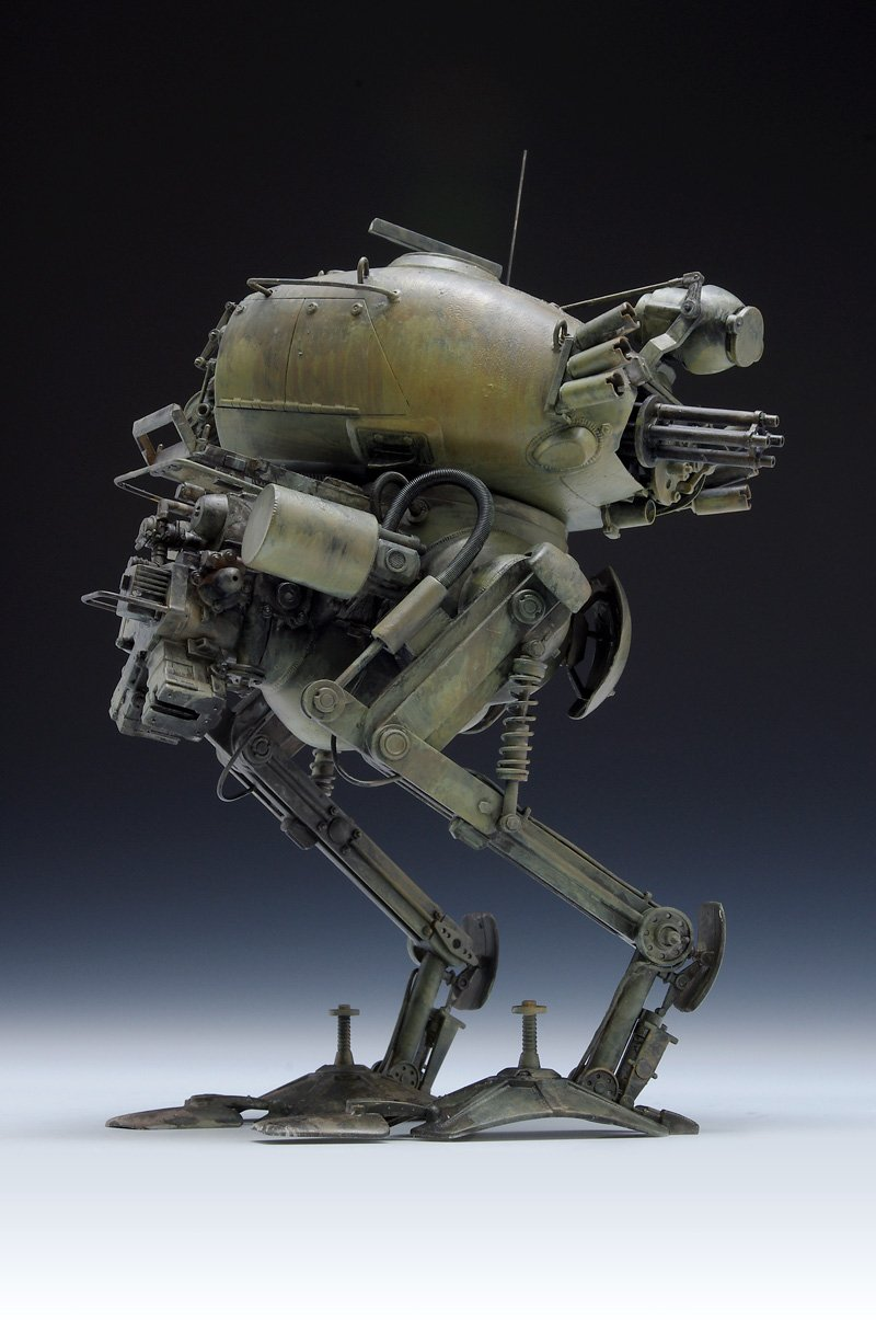 1/20 Maschinen Krieger Series Kuster & Friedrich by Wave by wave (Image #5)