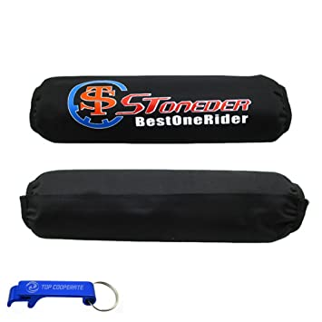 Amazon.com: TC-Motor 2pcs 13.780 in Shock Cover Suspensione ...