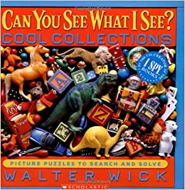 can you see what i see cool collections picture puzzles to search