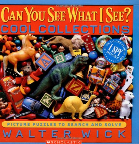 Can You See What I See?: Cool Collections: Picture Puzzles to Search and ()