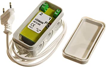 H/örmann 2-canal-receptor 868 mhz HET2 437485