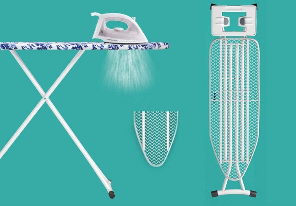 Luxe Planche à repasser, 120 * 30CM Renforcez réglable planche à repasser Magasin de vêtements de ménage couverture de glace d'eau Planche à repasser Pad (Color : A5) A2
