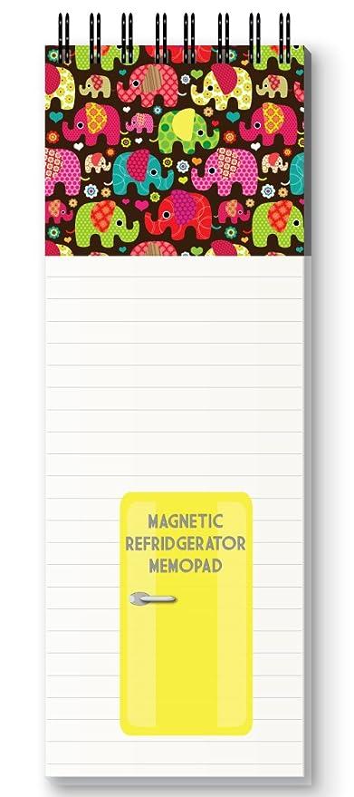 Nourish Magnetic Fridge Memo Pad
