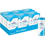 Mount Franklin Lightly Sparkling Natural Water 24 x 250 mL