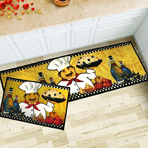 Top 5 best kitchen floor mat yellow for sale 2017 giftvacations - Yellow kitchen floor mats ...