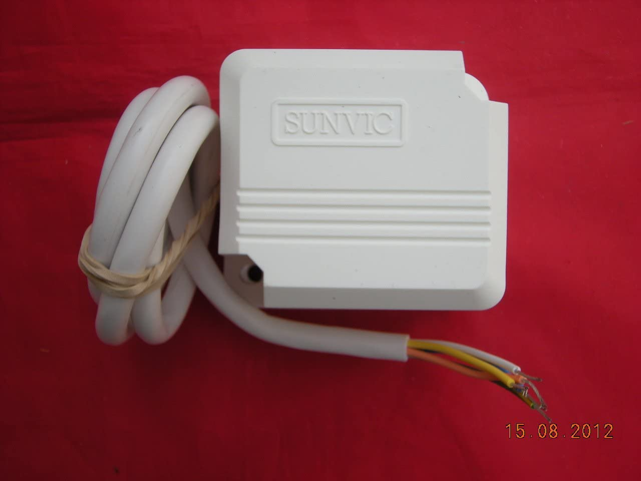 SUNVIC SM5205 2 PORT ACTUATOR 6 WIRE
