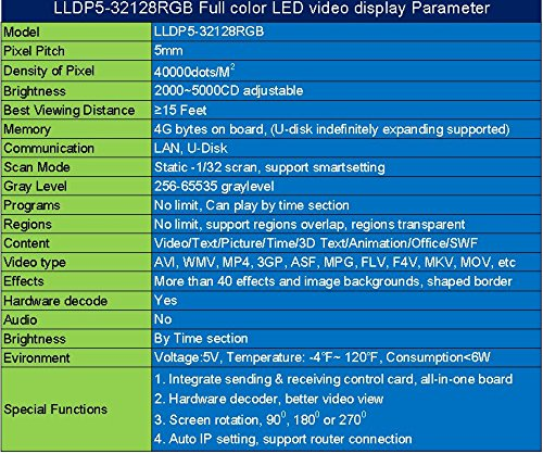 led video sign