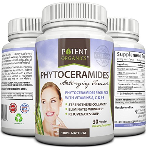 Potent-Organics-Phytoceramides-40mg-Rice-Ceramides-Max-Strength-30-Day-Supply