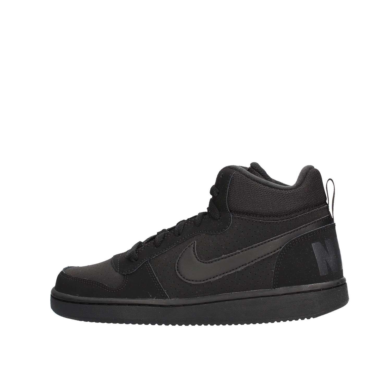 Nike Court Borough Mid (GS), Zapatillas de Baloncesto Unisex bebé ...