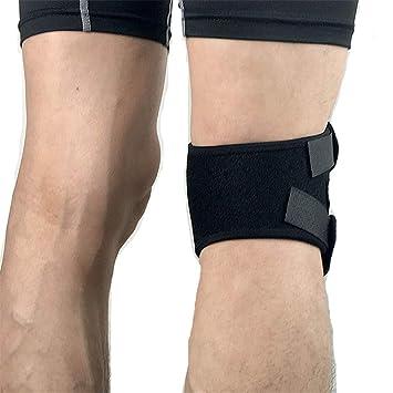 Rodilleras profesionales Compresión Patellar Profesional Movimiento de la Cintura de la Cadera Para Proteger La Rodilla de Alpinismo Baloncesto Al Aire ...