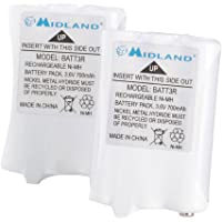 Midland AVP14 Rechargeable Battery Packs