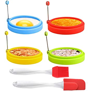 Yubng New Pancakes Maker Egg Ring