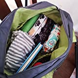 JJ Cole Satchel Diaper Bag, Stone Arbor