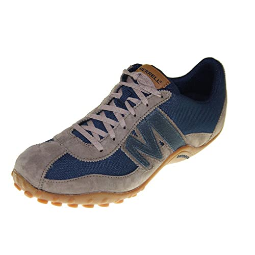 878bcc09daf Merrell Men's Sprint Blast Shoes, Blue, 14 UK (50 EU): Amazon.co.uk ...