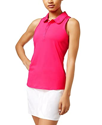 85126222420d69 Amazon.com  Ideology Womens Moisture Wicking Collar Tank Top  Clothing