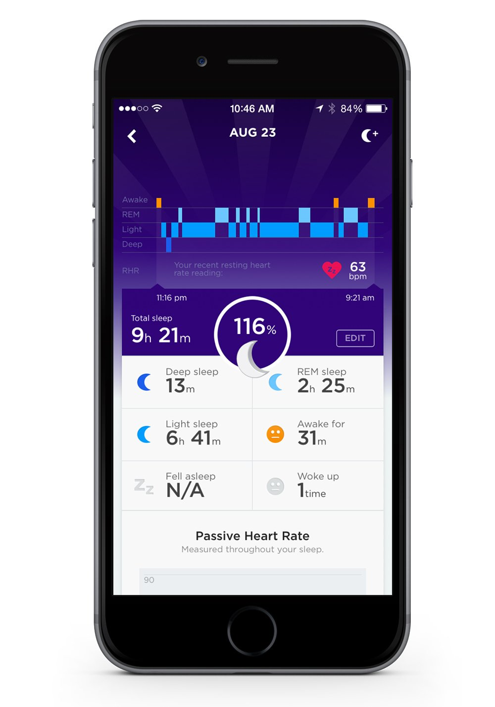 Fitness Tracker Mobile App