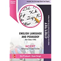 (CTET /TET) English Language & Pedagogy (for Class I-VIII)