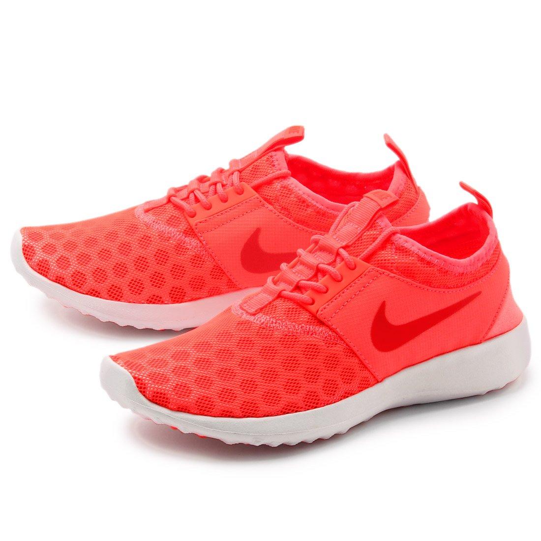 NIKE Women's Juvenate Running Shoe B00UZ7O84C 6 B(M) US|Hot Lava/Bright Crimson/White