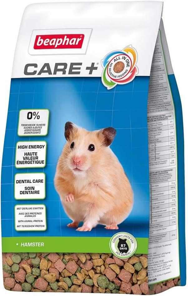 Beaphar - Care+ Hamster, 250 g