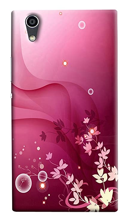 official photos 3de6e f0bd2 Printed Back Cover For Sony Xperia R1 Plus Back Cover by RKMOBILES  sonyr1plus_print5009