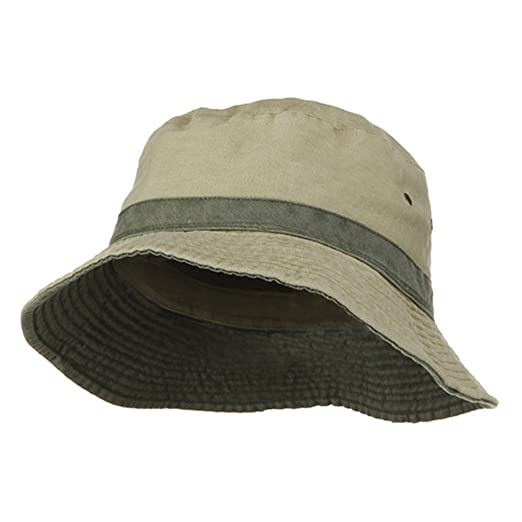 a238361c783 Big Size Reversible Bucket Hats at Amazon Men s Clothing store