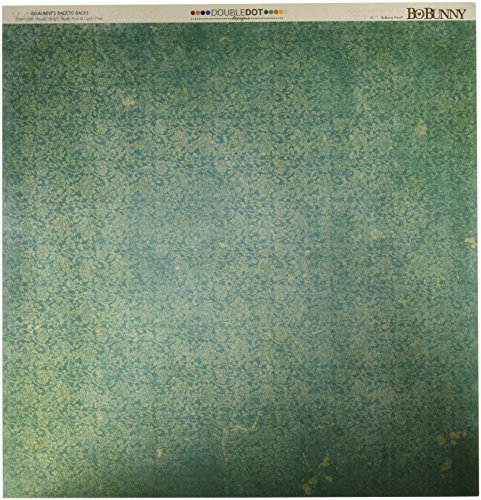 (Bo Bunny Vintage Double Dot Double-Sided Cardstock 12