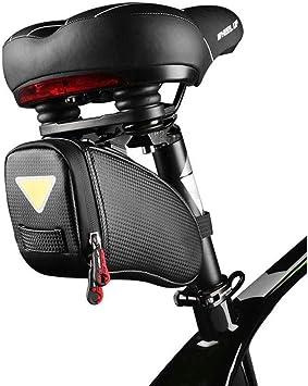 Moto Bicyclette Queue ArrièreSiège Sac Retour  Sacoche de selle Imperméable
