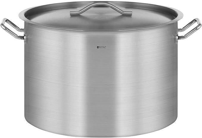 Faitout Marmite avec Robinet 30 Litres robinet de puisage INOX Professionnel grande capacite