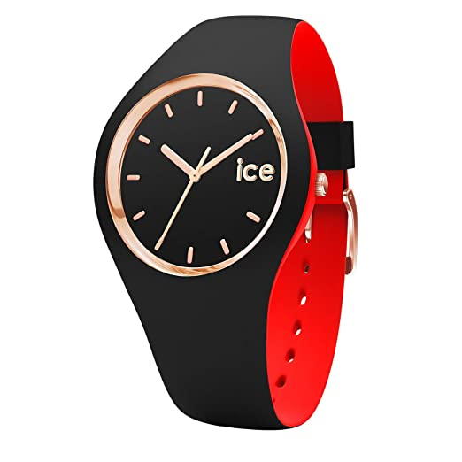 Ice-Watch Reloj Analógico para Mujer de Cuarzo con Correa en Silicona 7226: Amazon.es: Relojes