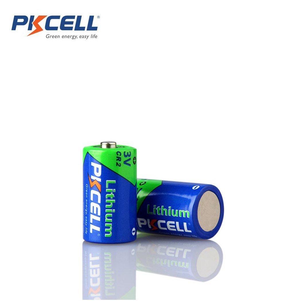 Bateria De Litio Cr2 Cr15h270 3 V 850 Mah Para Linterna Led
