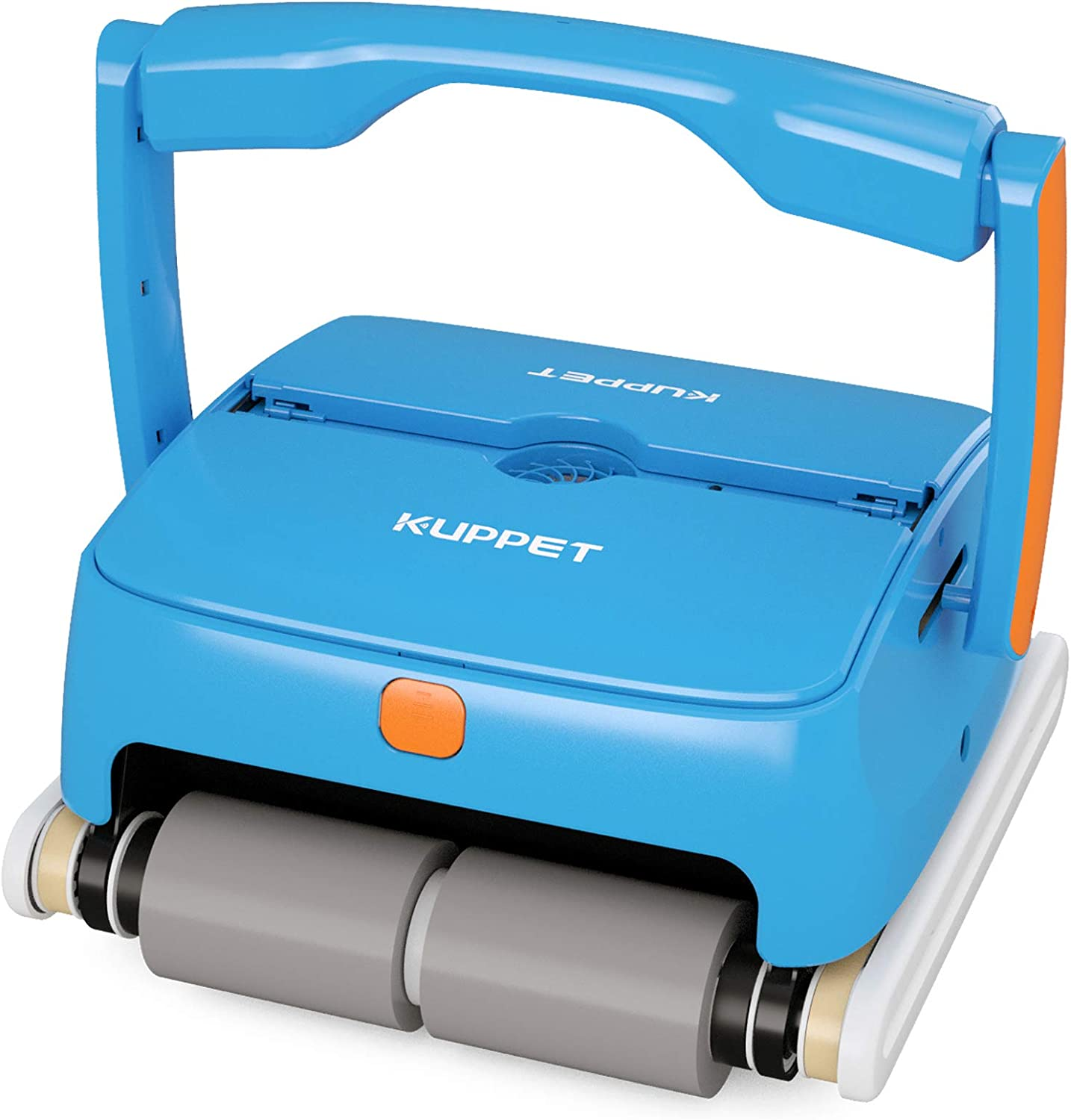 Kenwell Cordless Automatic Pool Cleaner - Robotic Pool Cleaner with 7800mAh Rechargeable Battery