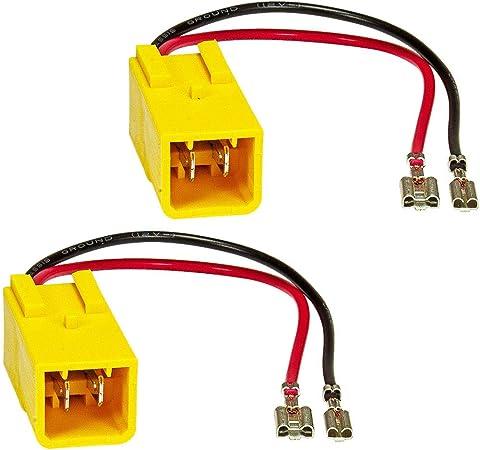 Tomzz Audio 7102 000 Lautsprecheradapter Auf Din Elektronik