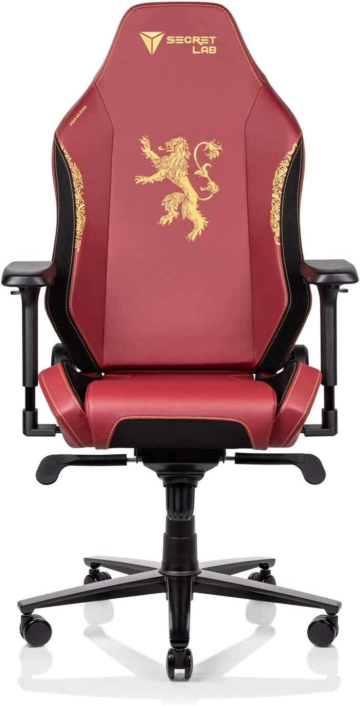 silla gamer game of thrones