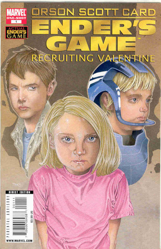 Download Orson Scott Card: Ender's Game, Recruiting Valentine, No. 1 PDF