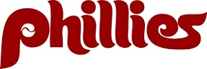 "Phillies Fan Vinyl Decal""Sticker"" for Car or Truck Windows, Laptops etc."