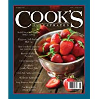 2-Year (12 Issues) of Cook's Illustrated Magazine Subscription
