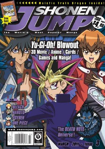 SHONEN JUMP MARCH 2011 (SHONEN JUMP, VOLUME 9 ISSUE 3)