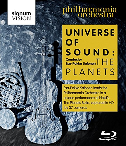 Philharmonia Orchestra - Universe of Sound: The Planets (Blu-ray)