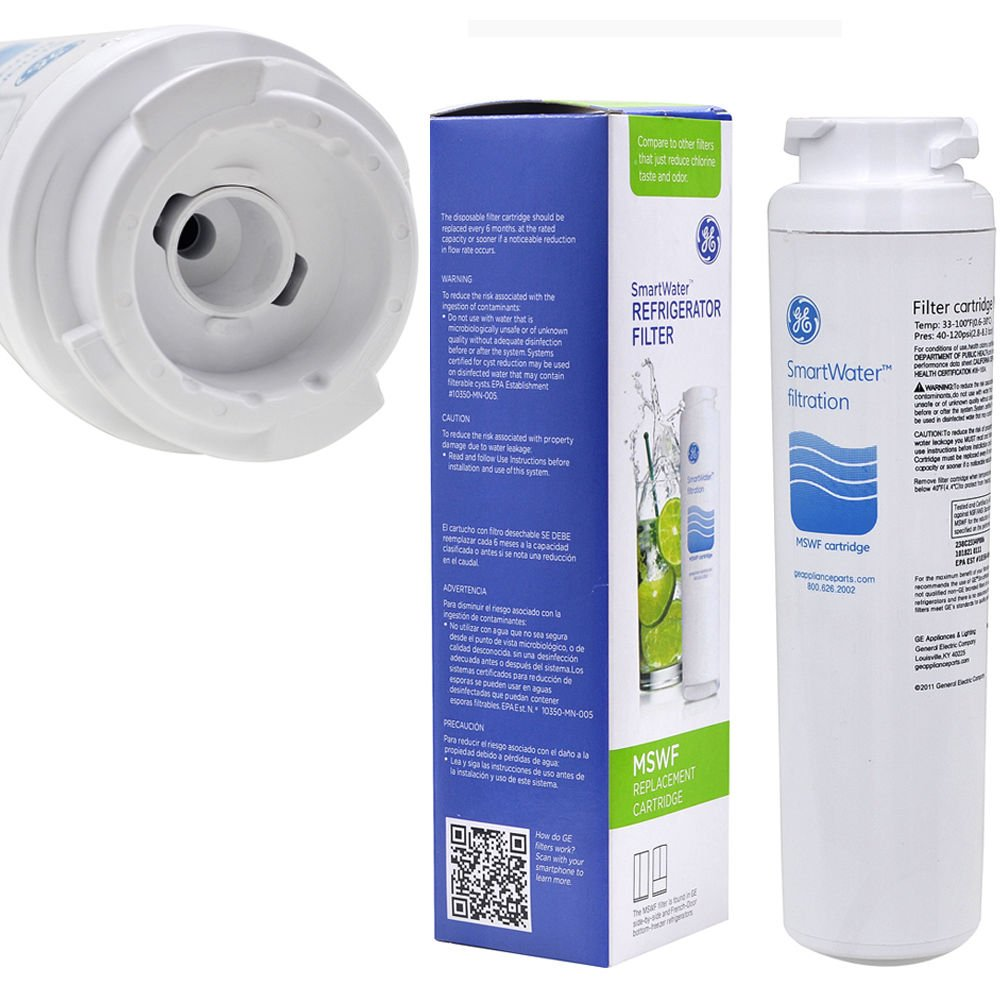 Mswf Ge Smartwater Refrigerator Water Filter