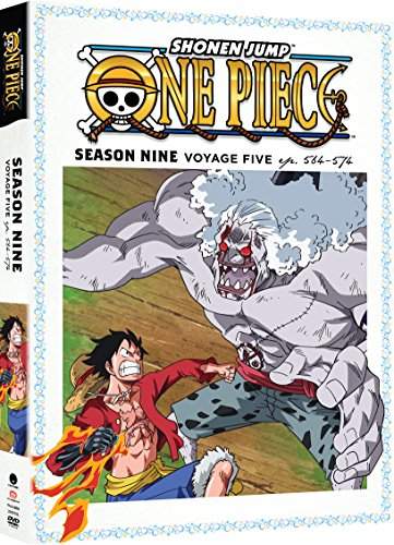 One Piece: Season Nine, Voyage Five -