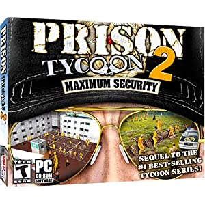 Prison Tycoon 2: Maximum Security - jc - PC