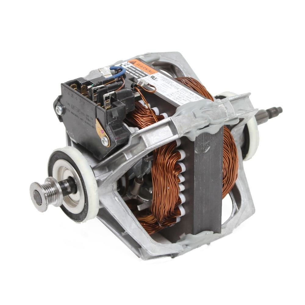 Frigidaire 137115900 Dryer Drive Motor and Pulley Genuine Original Equipment Manufacturer (OEM) Part