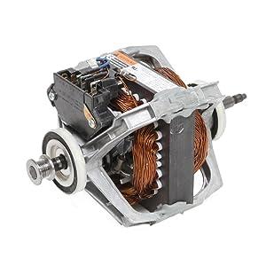 Frigidaire 137115900 Dryer Drive Motor and Pulley Genuine Original Equipment Manufacturer (OEM) Part