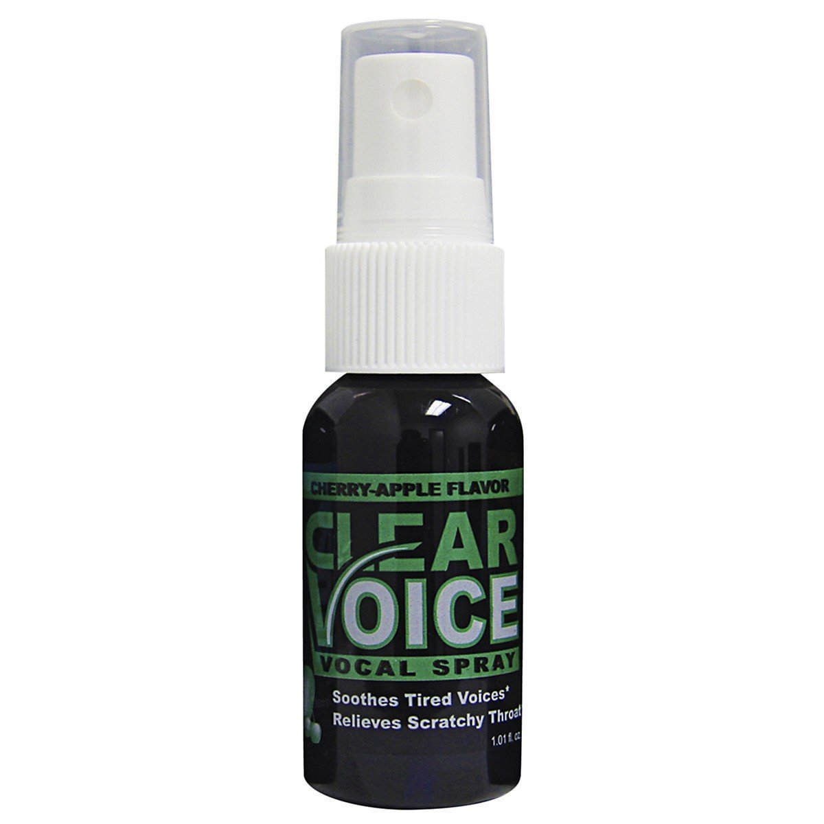 Clear Voice Vocal Spray Cherry Apple -- 1 fl oz by Clear Voice